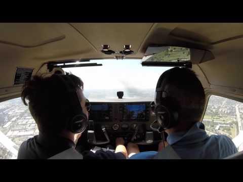 Fort Lauderdale to Pahokee Flight Vlog