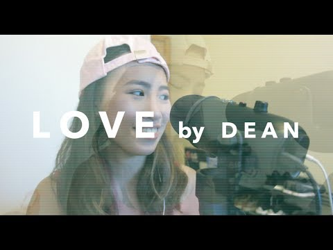 DEAN - Love (ft. Syd) cover by Angel Chi [翻唱 w/ Eng Sub.]