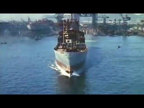 Kawasaki Heavy Industries: Shipbuilding 1958 Educational Documentary WDTVLIVE42 - The Best Documenta