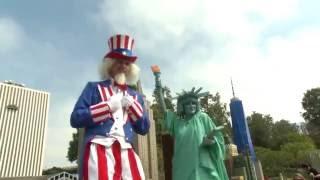 One World Trade Center LEGO model unveiled at Legoland California