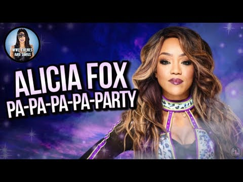 Alicia Fox  PaPaPaPaParty  Theme