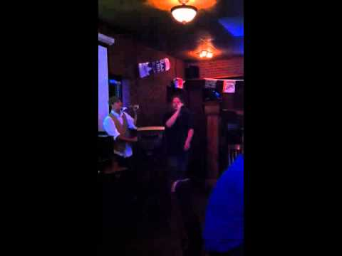 my karaoke version of Somebody To Shove