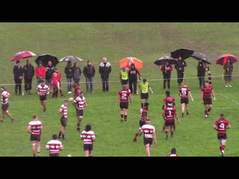 2018 Waikato Club Premier A Week 9: Hamilton Old Boys vs Hautapu Premiers