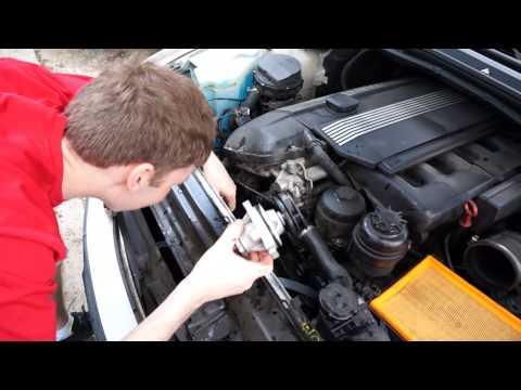 bmw e39 530i how to fix engine stalls l