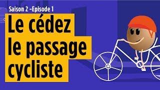 Z'oeufs code - saison 2 épisode 1 / Le cédez-le-passage cycliste