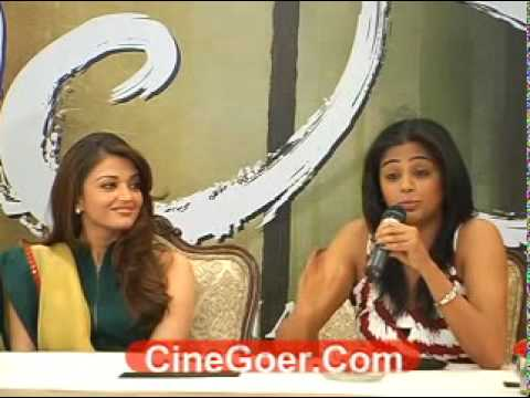 Villain Press Meet - Vikram, Prithviraj, Aishwarya Rai, Priy