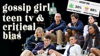 the gossip girl reboot isn't bad, critics just hate teenage girls (spoilers)