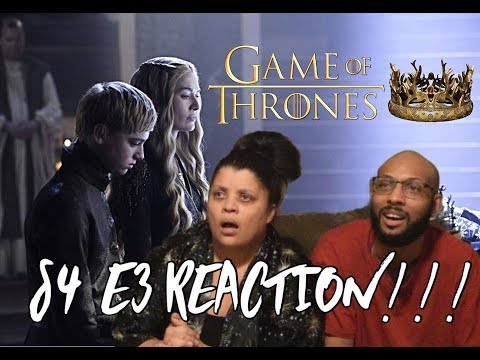 "Game of Thrones S4 E3 ""Breaker of Chains"" - REACTION!!! (Part 1)"