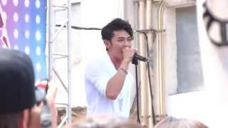 0608[TAIWAN] 台版「原來是美男」電視原聲帶簽唱會 2/5 -蔡閔佑.汪東城-唱主題曲。