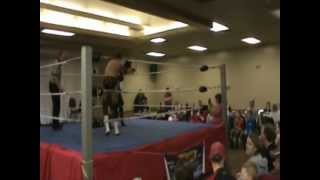 "CPW - ""Tricked Out"" Tyler Tirva vs. ""Highlander"" Robbie MacAllister.wmv"