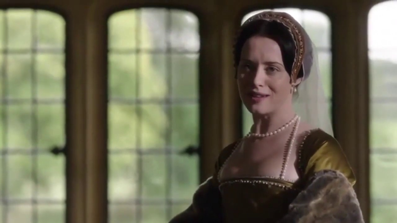 Download Claire Foy - Anne Boleyn and Cromwell - Wolf Hall EP 6