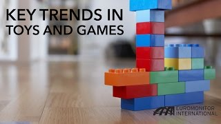 Key Trends In Toys And Games