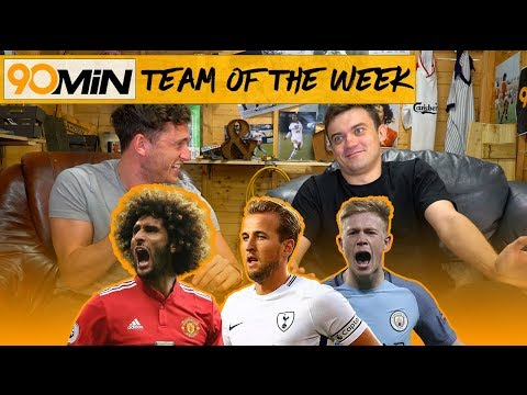 Do Chelsea have zero squad depth!?   Kevin De Bruyne for player of the season!?   TOTW