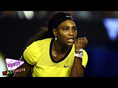 Serena Williams will face Angelique Kerber in Australian Open final || Pastimers