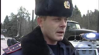 В Твери на Санкт Петербургском шоссе произошло ДТП(, 2013-12-18T08:51:08.000Z)