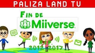 ADIOS MIIVERSE / Te extrañaremos cierra el 7 de noviembre 2017 - RIP 2012-2017