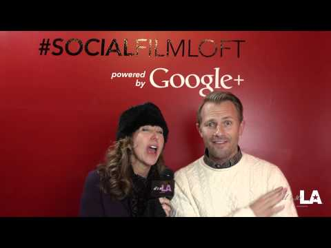 Craig Robert Young  at Sundance 2014 Return to the Hiding Place Social Film Loft