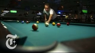 Meet Earl Strickland, Professional Pool Player | New Yorkers | The New York Times