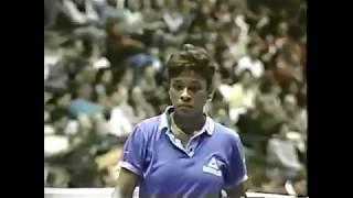 """Зина Линна Гаррисон """"Новичок Года WTA"""" 1982 года"""
