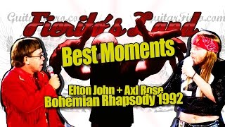 Fierito´s Land. Live Best Moments. Elton John + Axl Rose Bohemian Rhapsody.