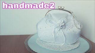 handmade2. Свадебные сумочки от Танечки