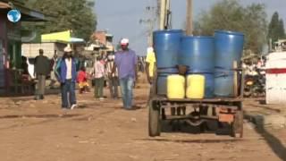 Mara Inyo township in Ndaragwa hit hard by water shortage
