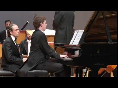 Finghin Collins Plays Doryan-Emmanuel Rappaz's Fantaisie Concertante Opus 11