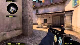 CS:GO : Dynamic vs Static Crosshairs