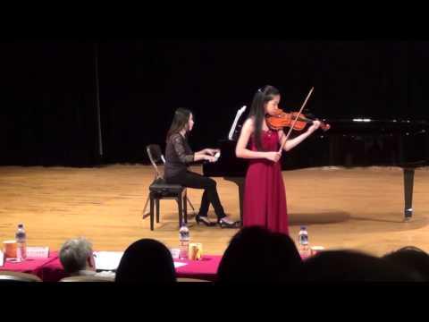 Wan-Chen Huang, Fiorillo 36 Etudes No 12 & Franz Waxman-Carmen Fantasie