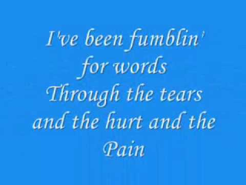 Winner At A Losing Game Lyrics- Rascal Flatts