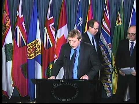 Report: The worst procurement in the history of Canada - Press Conference Part 1