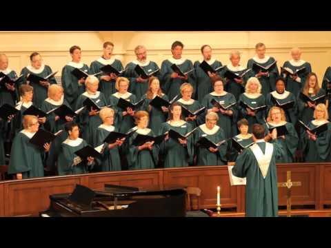 """""""Jubilate Deo"""" (Psalm 100) by John Rutter"""