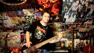 Hot Damned (Hell Theme) Super Meat Boy Guitar Cover