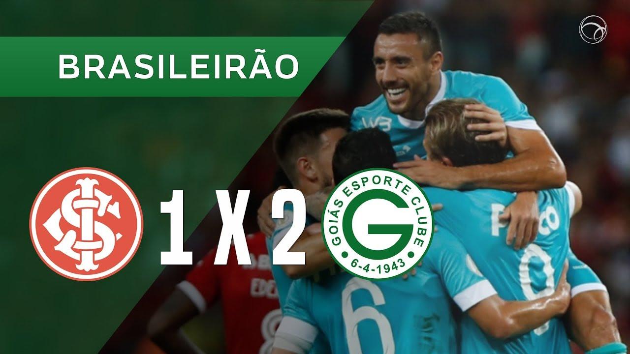 Интер Порту-Алегри  1-2  Гояс видео