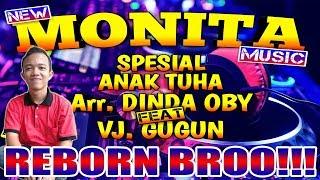 Download MONITA MUSIC SPESIAL ANAK TUHA - REMIX LAMPUNG TERBARU 2019 || Aahheee Mp3