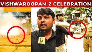 Vishwaroopam 2 Mass Celebration | Kamal Haasan | Pooja Kumar | Andrea Jeremiah | Ghibran