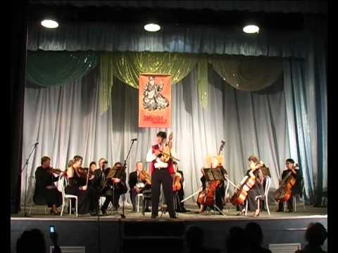 Sounds of Eurasia Fest 2008: VIA ARGONAVTICA, for Gudulka and strings