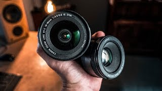 THE TWO LENSES YOU NEED