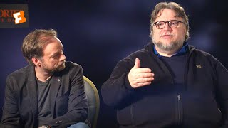 Guillermo del Toro's Touching Reason for Why We Need Scary Movies | 'Scary Stories' Interview