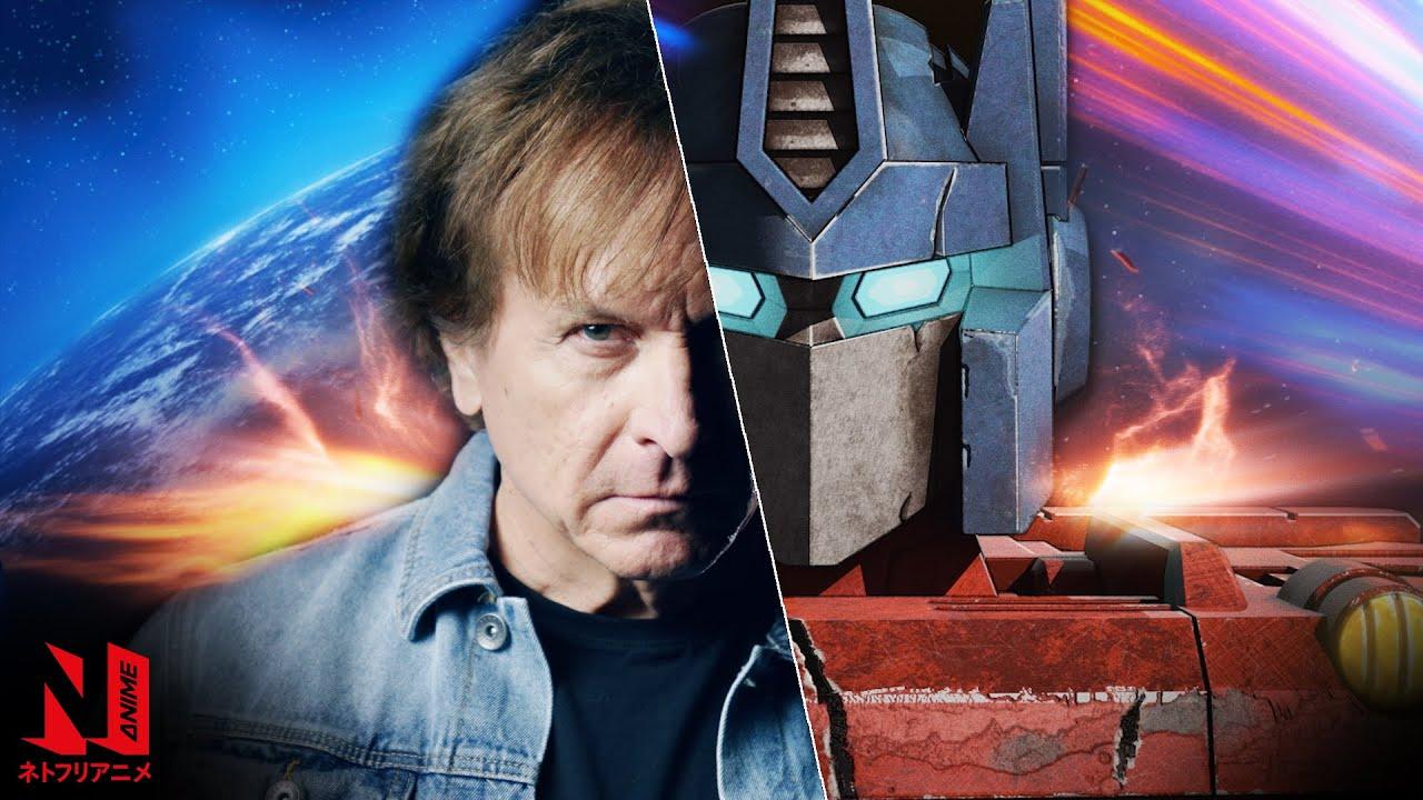 True Believer by Stan Bush - Transformers: War for Cybertron Netflix Anime