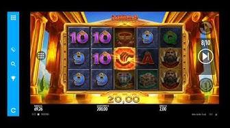 2€ Einsatz Freispiele Midas Golden Touch Online Casino