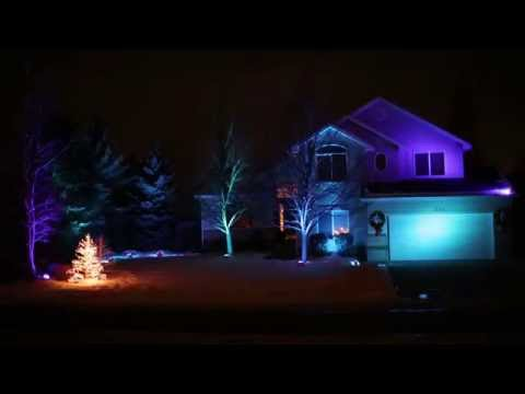 When Can I See You Again  - Wesley Family Christmas Display 2013
