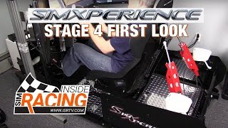 SimXperience Stage 4 Motion Simulator First Look and Impressions