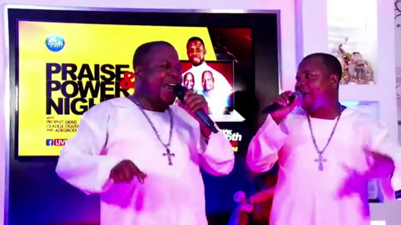 Download Adegbodu Twins jp at Genesis Global online Praise and Power Night .