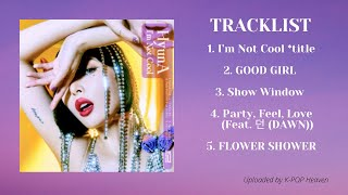 [FULL ALBUM] 현아 (HyunA) 7th Mini Album - 'I'm Not Cool'