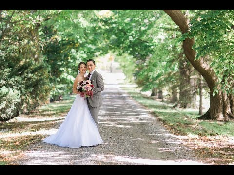 Beautiful Wedding At Kurtz Orchards In Niagara On The Lake