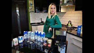 Обзор на кофеварку Vitek VT-1514 BK и эксперимент какое молоко лучше подходит для пенки