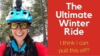 Did I Pull Off the Perfect Winter Mountain Bike Ride?