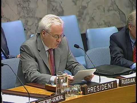 Chad: Security Council Presidential Statement