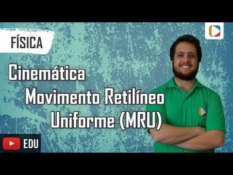 Física - Cinemática: MRU